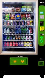 Vending Machines in Australia