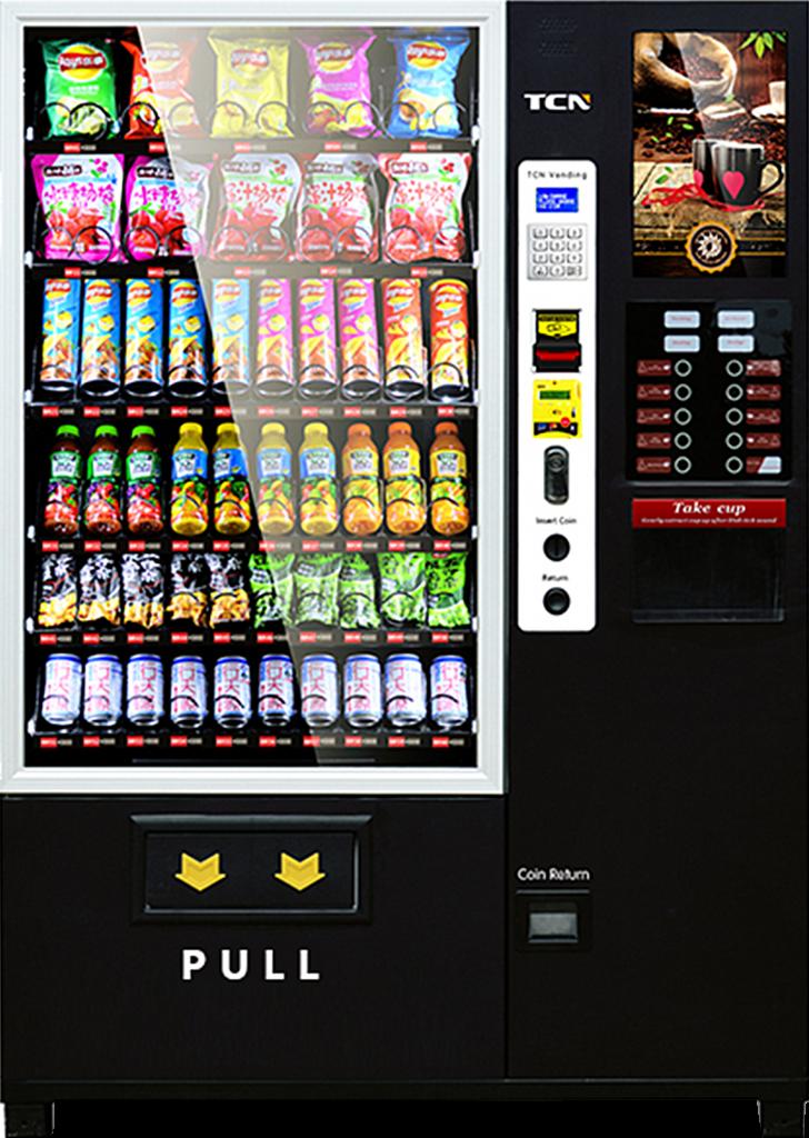 Combination Vending Machines