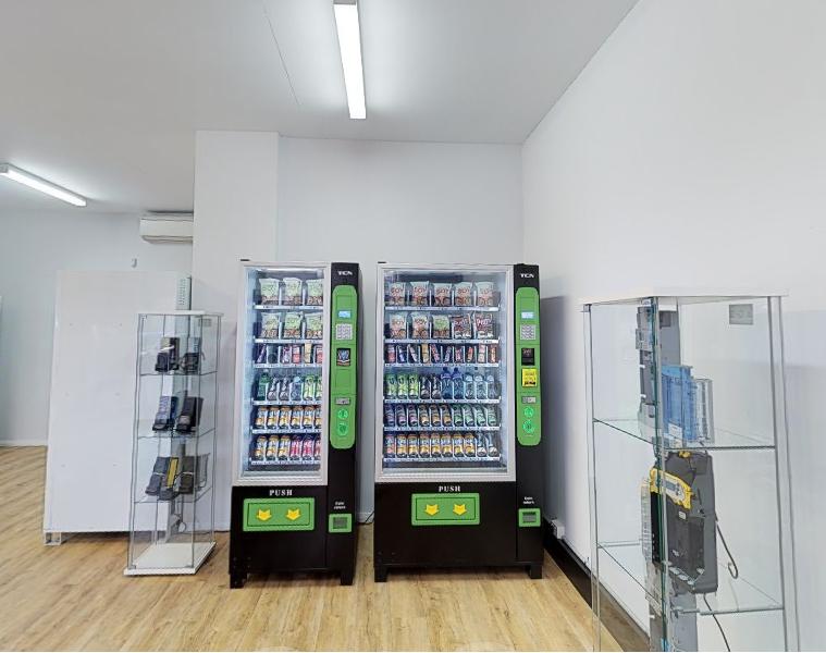 office vending machine