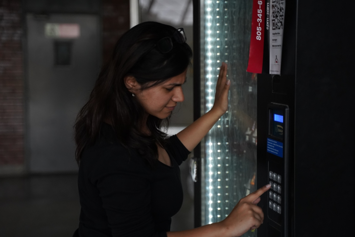 New Vending Machines for Sale