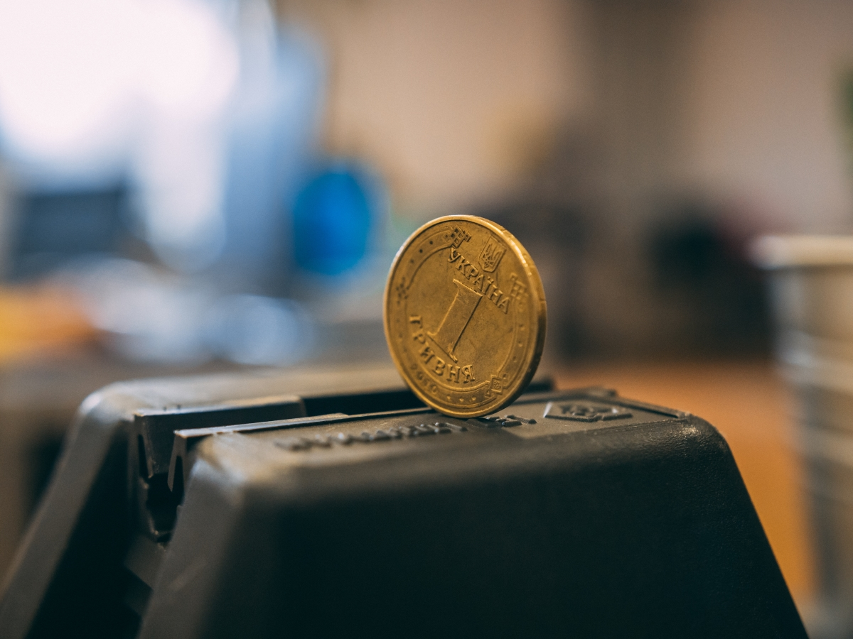 Coin for Coffee Vending Machine